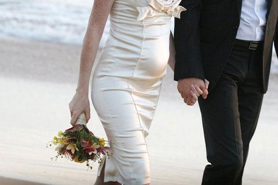 Có thai trước khi cưới: Gạt nỗi buồn, để đối mặt tốt nhất!
