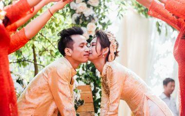 Trọn gói Lễ ăn hỏi cho cô dâu Minh Minh - chú rể Vũ Thuyên 2017